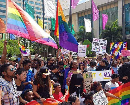 Highest court in Caribbean strikes down Guyana's law targeting trans people