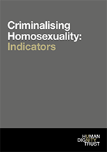 Criminalising Homosexuality: Indicators of Good Governance