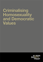 Criminalising Homosexuality and Democratic Values
