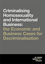 Criminalising Homosexuality and the Role of Business