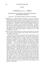 Lawrence v Texas, 539 U.S. 558 (2003)