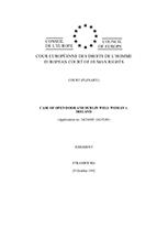 Open Door and Dublin Well Woman v Ireland, (14234/88) [1992] ECHR 68 (1992)