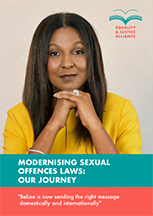 Modernising Sexual Offences Laws: Our Journey