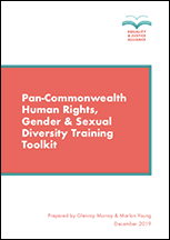 Pan-Commonwealth Human Rights, Gender & Sexual Diversity Training Toolkit