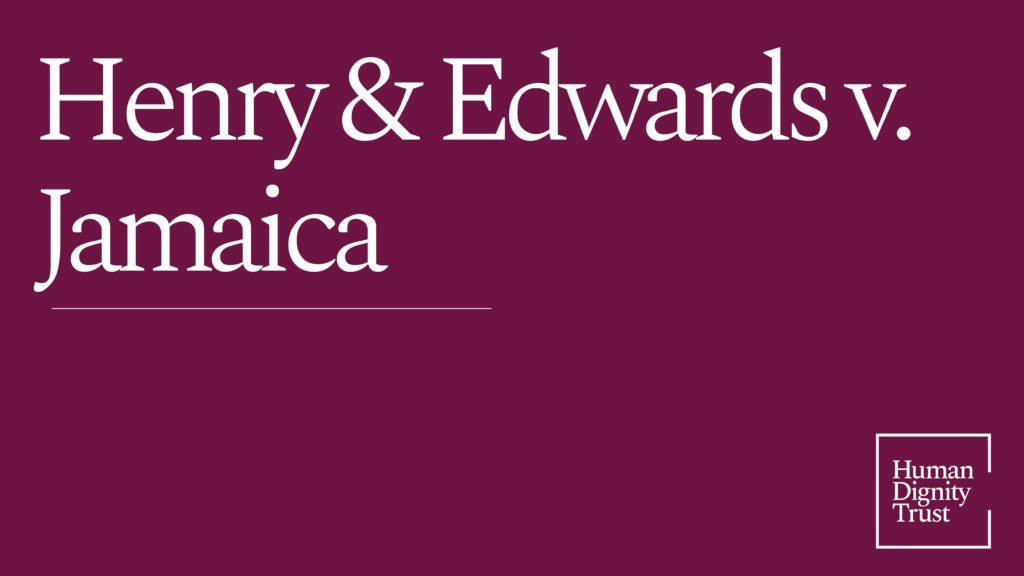 Henry & Edwards v. Jamaica Slideshow