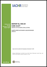 Gareth Henry and Simone Carline Edwards v. Jamaica (IACHR)