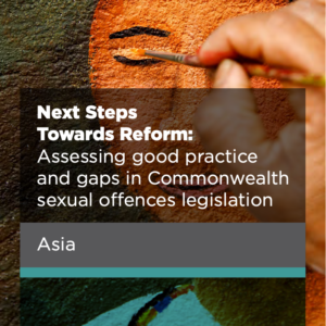 NEXT STEPS TOWARD REFORM: ASIA