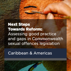 NEXT STEPS TOWARDS REFORM: CARIBBEAN AND THE AMERICAS